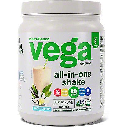 Vega One Nutritional Shake, French Vanilla,14.6 OZ