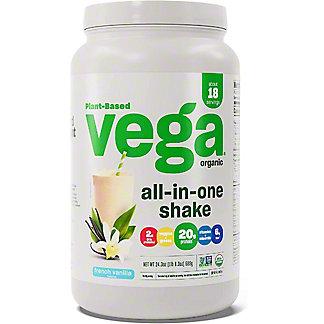 Vega One French Vanilla Nutritional Shake,29.2 OZ