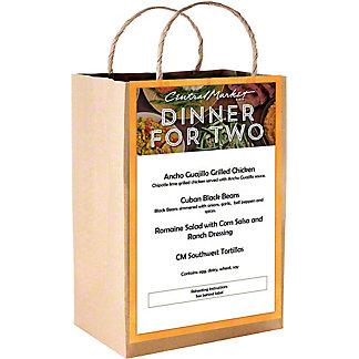 Central Market Ancho Guajillo Chicken Dinner for Two, ea
