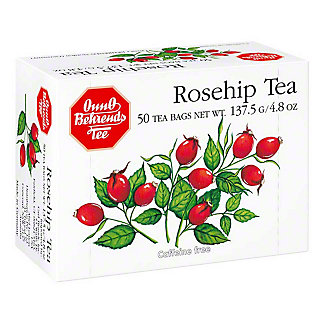 Onno Behrends Onno Behrends Rosehip Tea, 50 ct