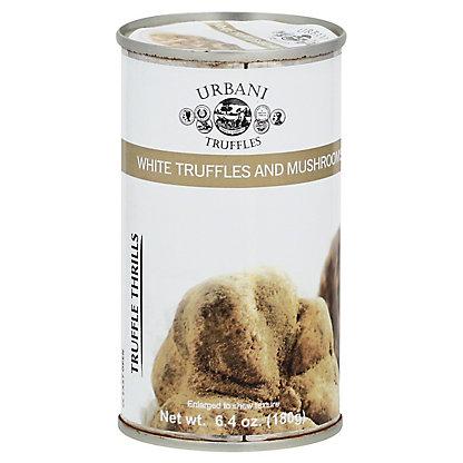 Urbani White Truffles and Mushrooms, 6.40 oz