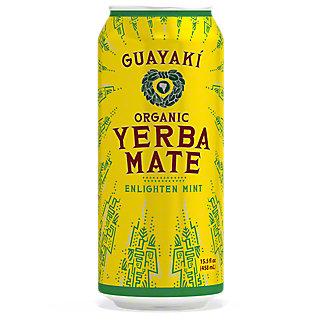 Guayaki Guayaki Enlighten Mint Yerba Mate,16 OZ