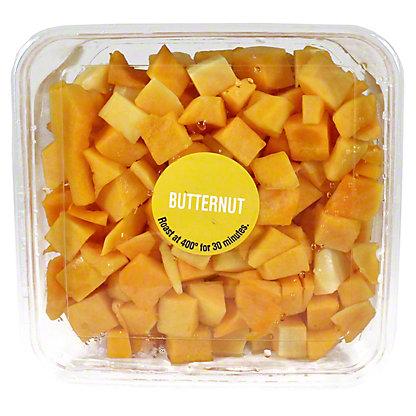 Fresh Diced Butternut Squash, 26 oz