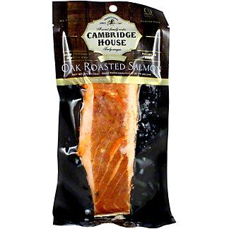 Cambridge House Oak Roasted Salmon, ea