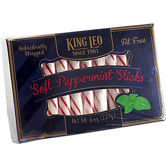 King Leo Peppermint Soft Stick, 9 oz