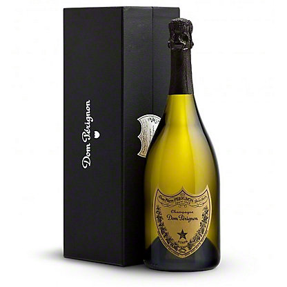 Dom Perignon Champagne Gift Pack, 750 mL