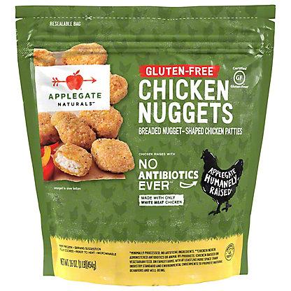 Applegate Naturals Gluten-Free Chicken Nuggets,16 OZ