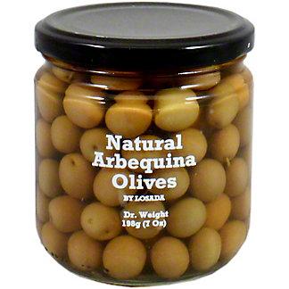 Losada Dequmana Arbequina Olives, 345 g