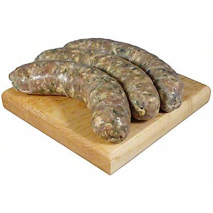 Central Market Cortland-apple and Sage Pork Sausage, Lb