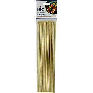 HAROLD IMPORT Bamboo Skewers 12 In,EACH