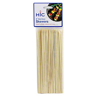 Harold Import Bamboo Skewers 8 In, ea