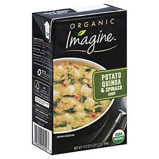Imagine Organic Potato Quinoa & Spinach Soup,17.3 oz