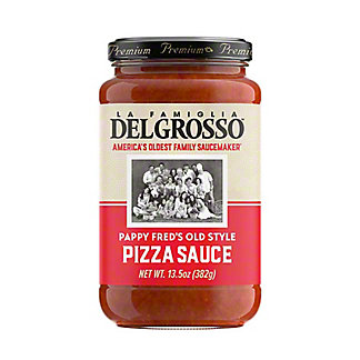 Del Grosso Pappy Fred's Old Style Pizza Sauce,13.5 oz
