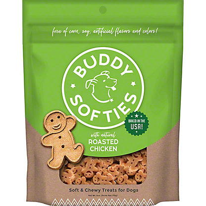 Cloud Star Buddy Biscuits Roasted Chicken Madness,6.00 oz