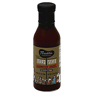Franklin Barbecue Texas Style Barbecue Sauce, 14 oz