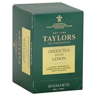 Taylors of Harrogate Green Tea With Lemon,50G