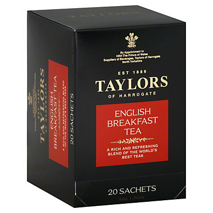 Taylors of Harrogate English Breakfast Tea,20EA