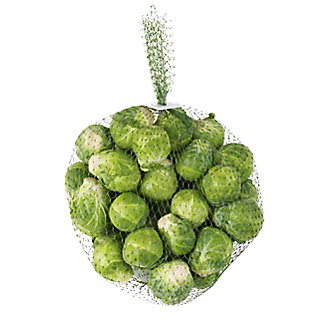 Organic Brussel Sprouts, ea