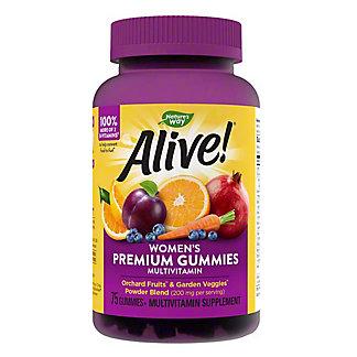 Nature's Way Alive! Women's Gummy Vitamins,75 CT