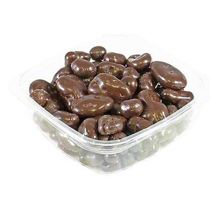 Dark Chocolate Covered Pecans,LB
