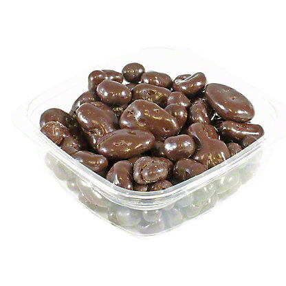 Dark Chocolate Covered Pecans,LB