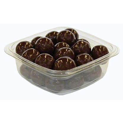 H-E-B Dark Chocolate Malt Balls,lb