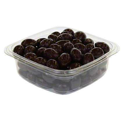 Bulk Dark Chocolate Covered Almonds, LB