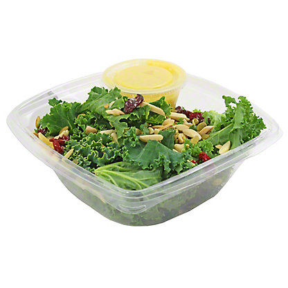 Central Market Kale Cranberry Pepita Salad, LB