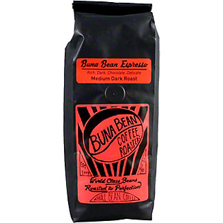 Buna Bean Bean Coffee Espresso,16 OZ