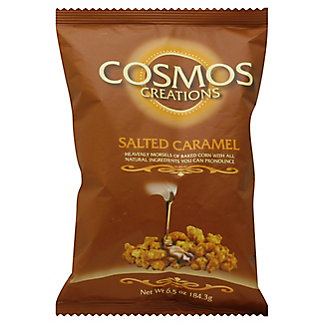 Cosmos Creations Salted Caramel Baked Corn,6.5 OZ