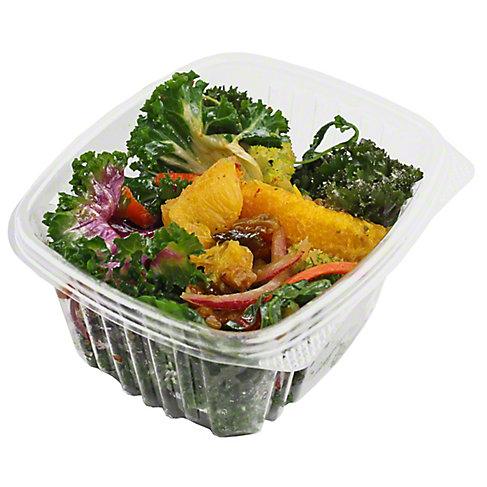Central Market Chard Kale Salad