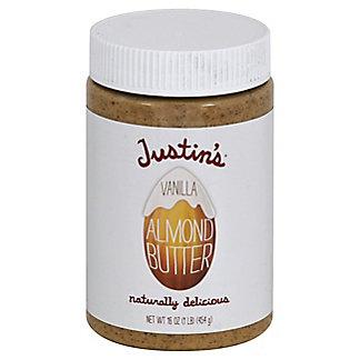 Justin's Vanilla Almond Butter, 16 oz