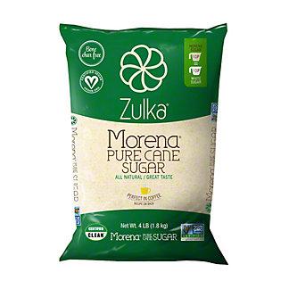Zulka Pure Cane Sugar,4 LBS