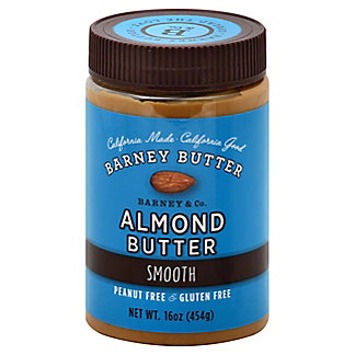 Barney Butter Smooth Almond Butter,16 OZ