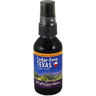 Wishgarden Herbs Cedar Free TX Pump Top, 2 fl oz