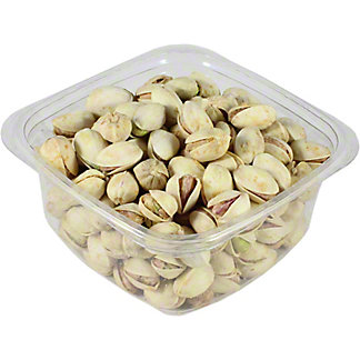 Hot Garlic Pistachios,LB