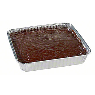 Central Market Small Grandmother's Texas Sheet Cake without Pecans, 20 oz