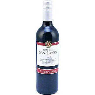 Castillo San Simon Tempranillo,750 ML
