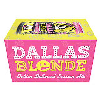 Deep Ellum Dallas Blonde 6 PK Cans,12 OZ