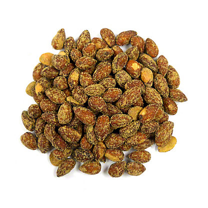 SunRidge Farms Hatch Green Chile Roasted Almonds,sold by the pound