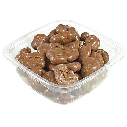 Milk Chocolate Covered Pecans,LB