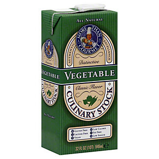 More Than Gourmet Vegetable Culinary Stock,32 fl oz (1 qt) 946 ml