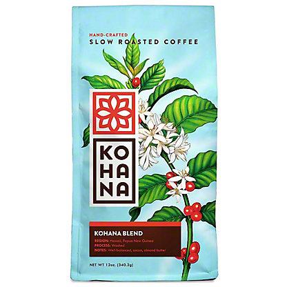 Kohana Blend Coffee, 12 oz