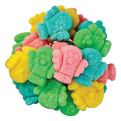 Bulk Gummy Chicks, Sold by the pound