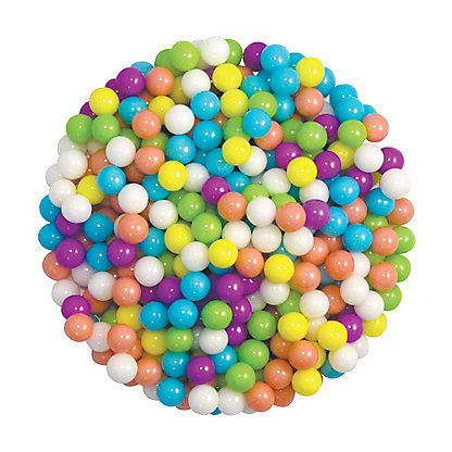 Bulk Mini Easter Jawbreakers, Sold by the pound