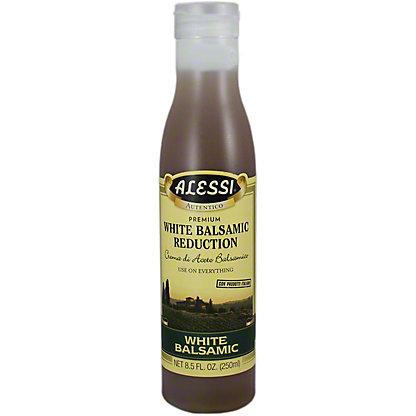Alessi Premium White Balsamic Reduction,8.50 oz