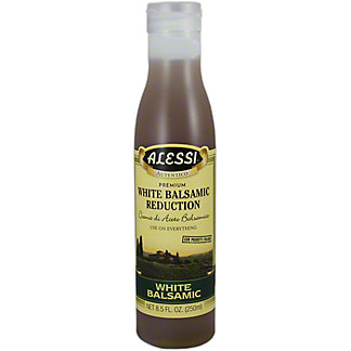 Alessi Premium White Balsamic Reduction,8.50 oz
