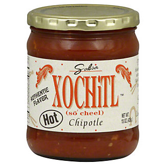 Xochitl Chipotle Hot Salsa,15OZ
