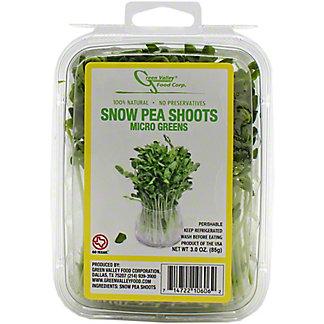 SNOW PEA SHOOTS
