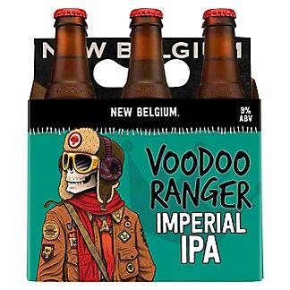 New Belgium Rampant Imperial Indian Pale Ale 6 PK Bottles,12 oz